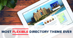 DirectoryEngine - Directory WordPress theme
