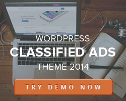 ClassifiedEngine - WordPress Classified Ads Theme