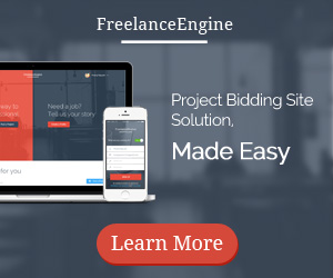 FreelanceEngine - Freelance WordPress theme