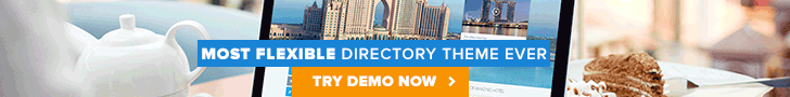 DirectoryEngine - Directory WordPress theme
