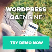 QAEngine - Question and Answer WordPress theme